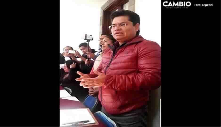 Pobladores de Coronango amenazan con tomar la presidencia en protesta por la falta de agua