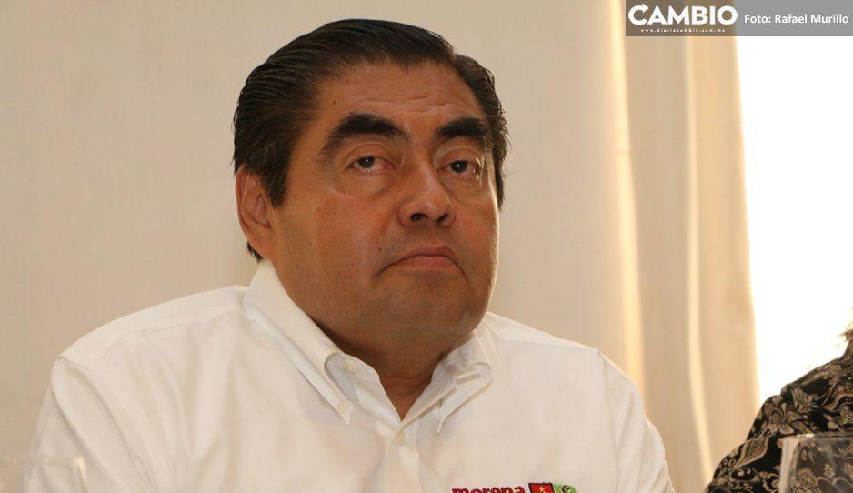 Que Armenta y el PRI fijen una postura por su pasado marinista, exige Barbosa