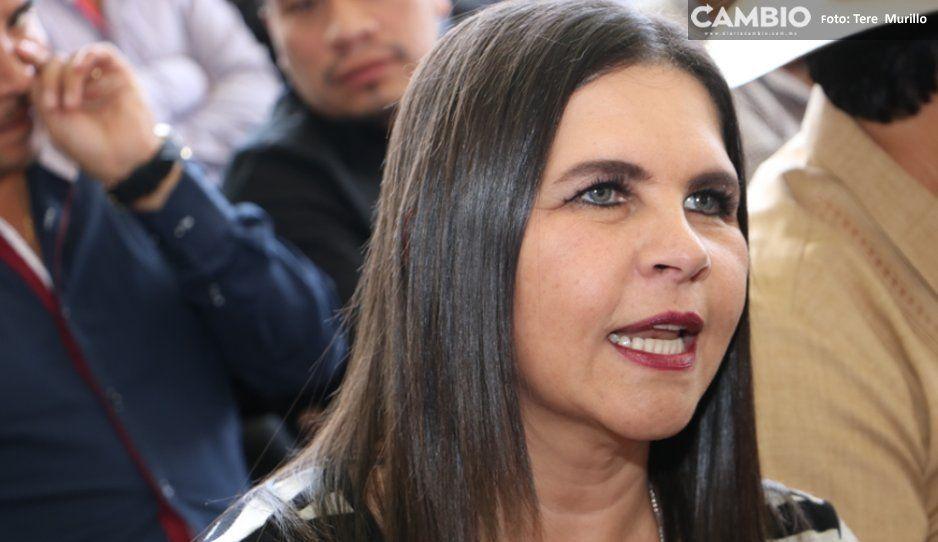 Alcaldesa Norma Layón dona su salario para obras en Texmelucan; inaugura tanque elevado en Temaxcalac