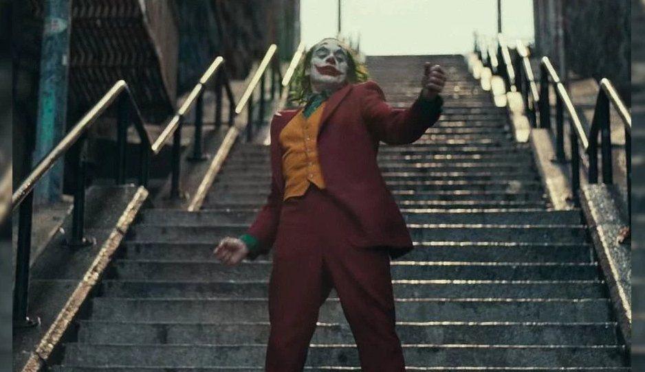 Conoce la ubicación exacta de las escaleras de la película Joker