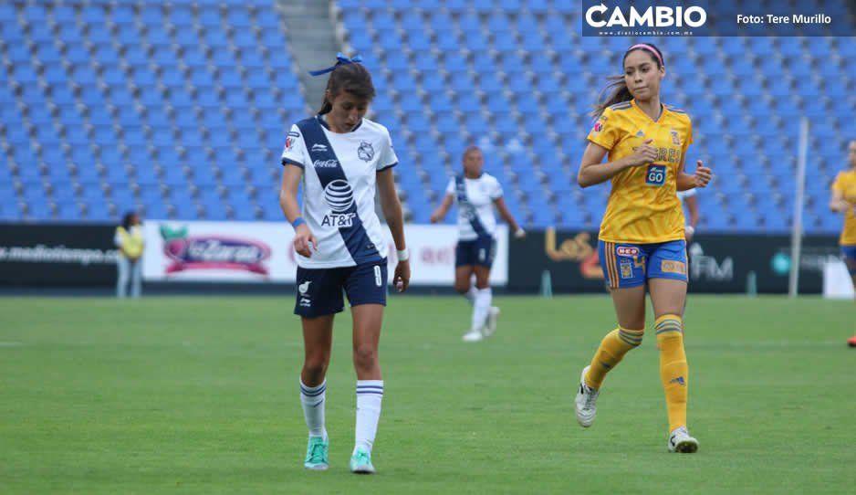 Mala racha del Club Puebla contagia  a sus fuerzas básicas y escuadra femenil