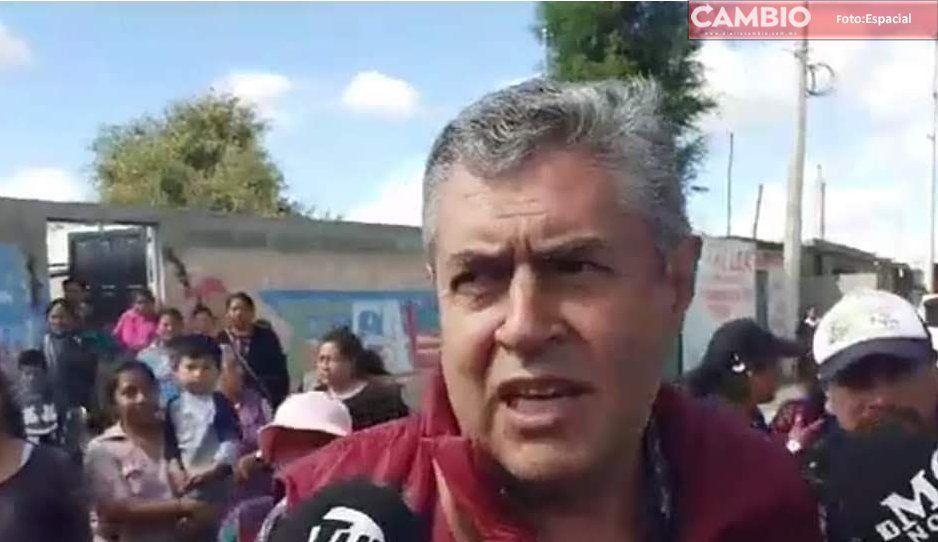 Asesinan de 14 balazos al delegado de Movilidad y Transporte de Ciudad Serdán