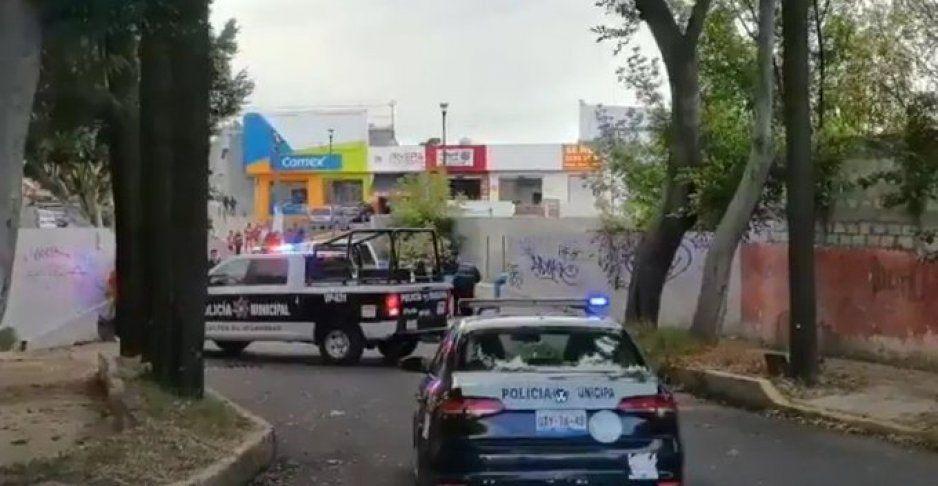 Sigue el tiradero de cadáveres en Puebla, ahora hallan cuerpo putrefacto a metros de la Zona Militar (VIDEO)