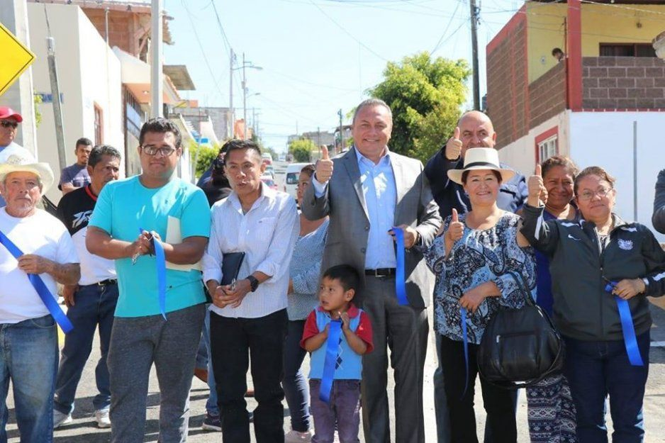 Invierte Ayuntamiento más de 5 millones de pesos para mejorar vialidades en Atlixco