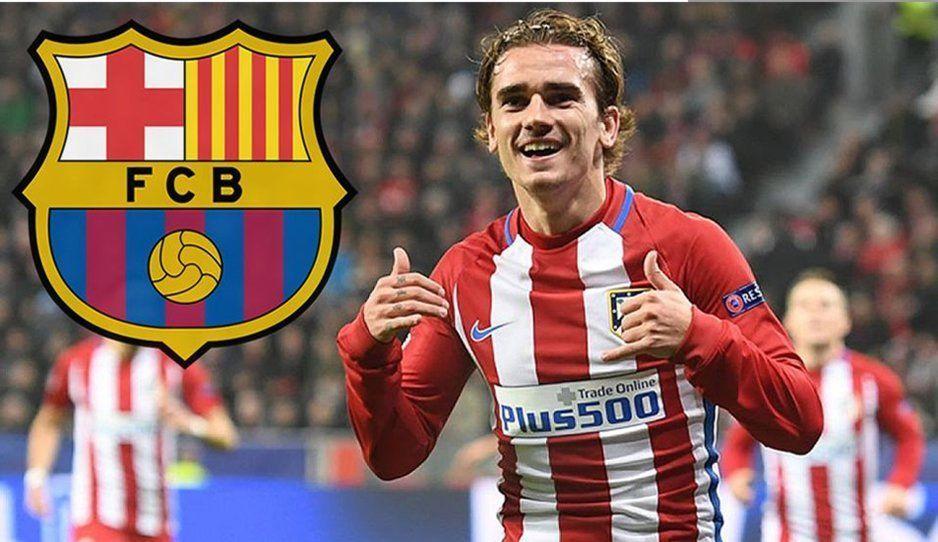 Reclama Atlético de Madrid al Barça 200 millones por Griezmann
