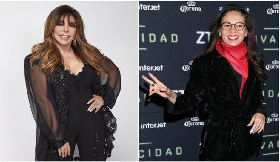 Afirma periodista que sí hay fotos y videos de boda entre Verónica Castro y Yolanda Andrade