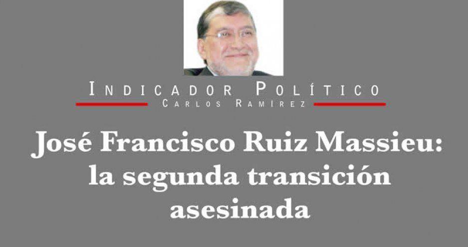 José Francisco Ruiz Massieu: la segunda transición asesinada