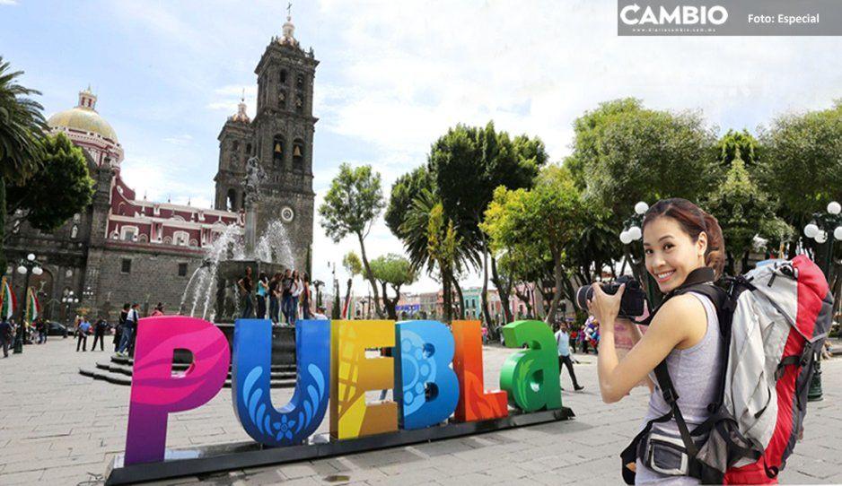 Puebla albergará a 140 mil personas en Semana Santa