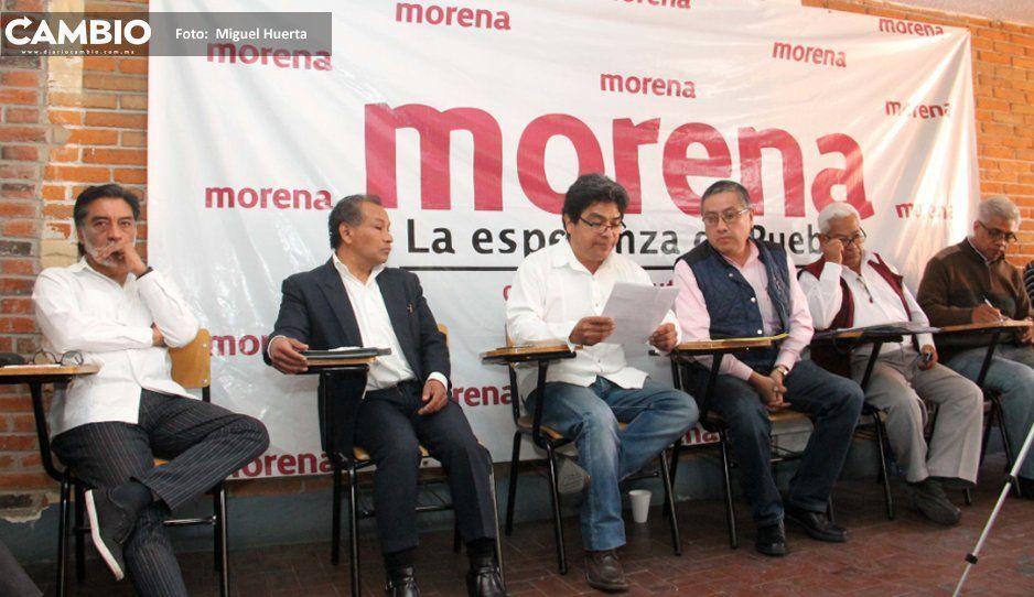 LMB se reúne con consejeros estatales de Morena y la libra bien y de buenas