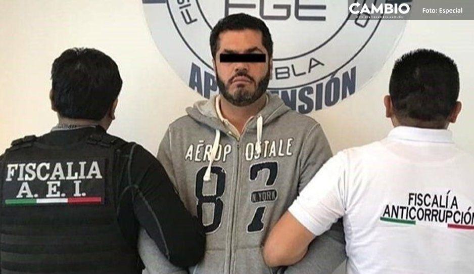 Retienen 310 escrituras en Tehuacán  por culpa del detenido Felipe Patjane