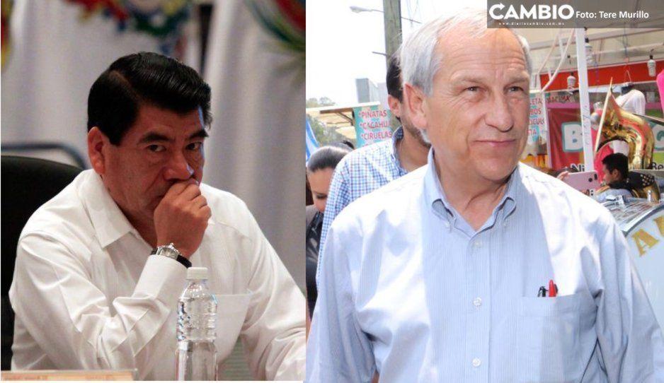 Cárdenas defiende a Marín: lo persiguen por etapa electoral