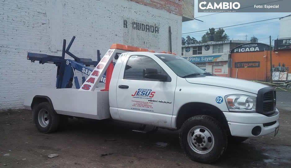 Tecamachalco prevé municipalizar servicio de grúas, pero carece de permisos y unidades