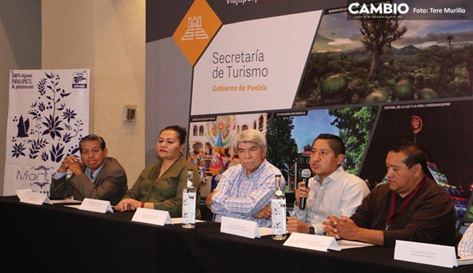 Tecali de Herrera será sede de la primera escuela de mezcaleros en México