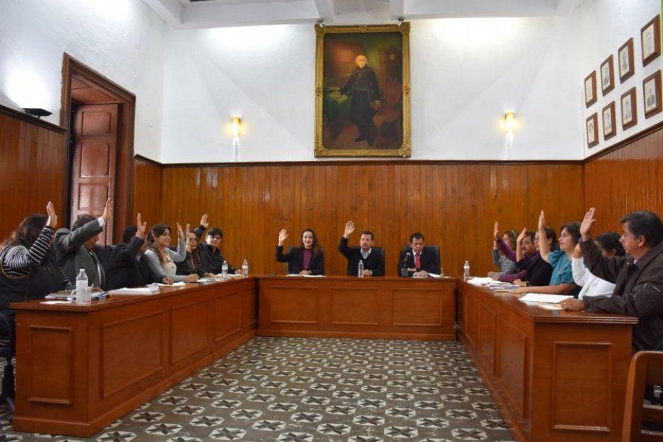Aprueba Cabildo de San Pedro Cholula estímulos en pago de predial 2020