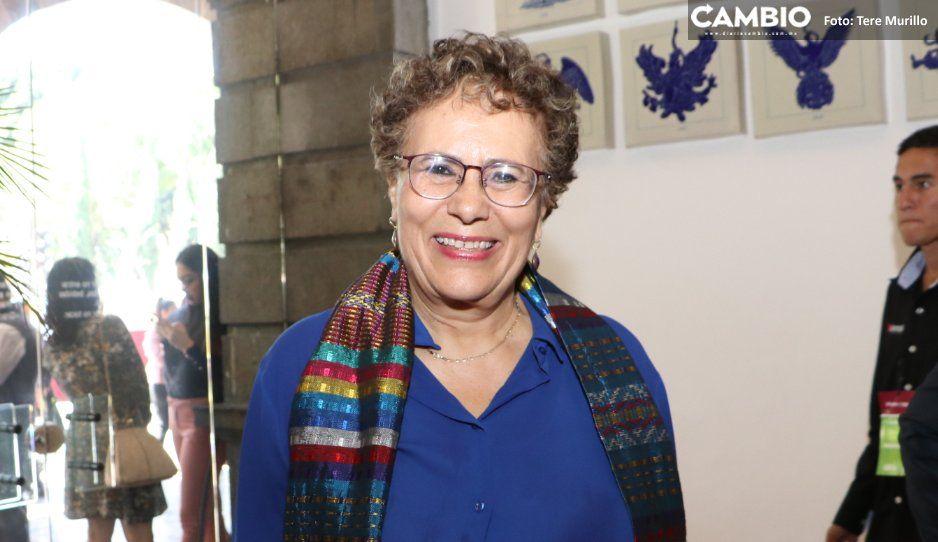 Bertha Luján se empeña en realizar Congreso  anulado de Morena y Biestro pide investigarla