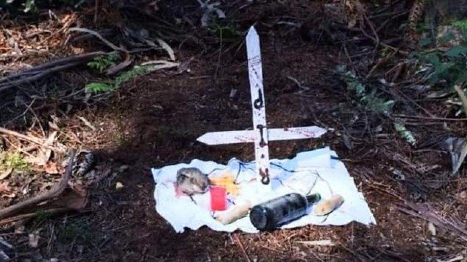 Adoradores de la Santa Muerte asesinan a bebito durante ritual satánico