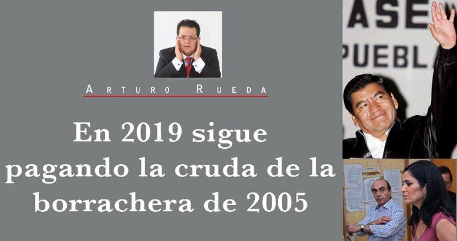 En 2019 sigue pagando la cruda de la borrachera de 2005
