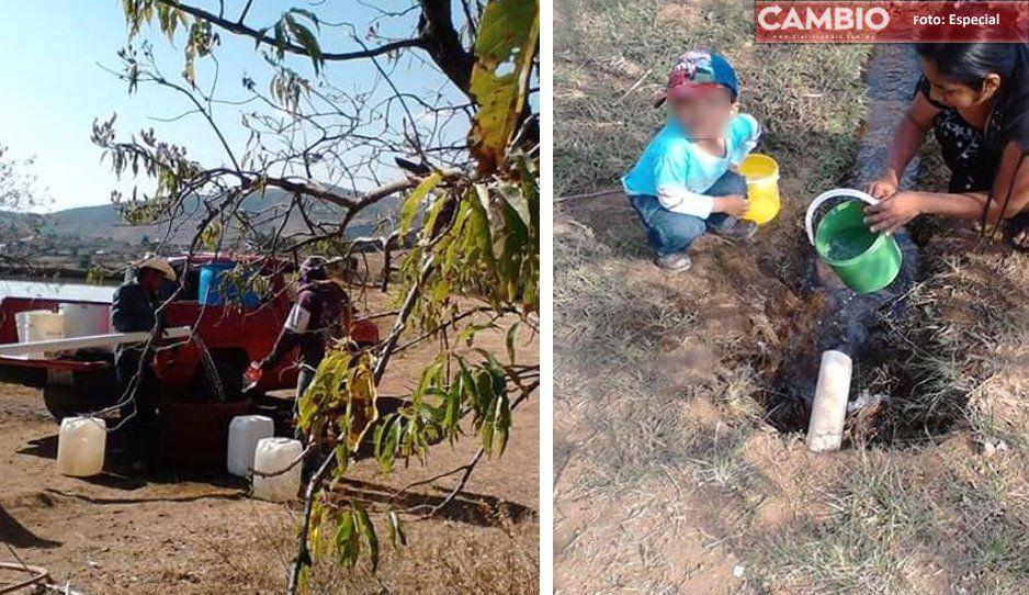 Atzitzihuacan sin agua potable desde hace 9 días