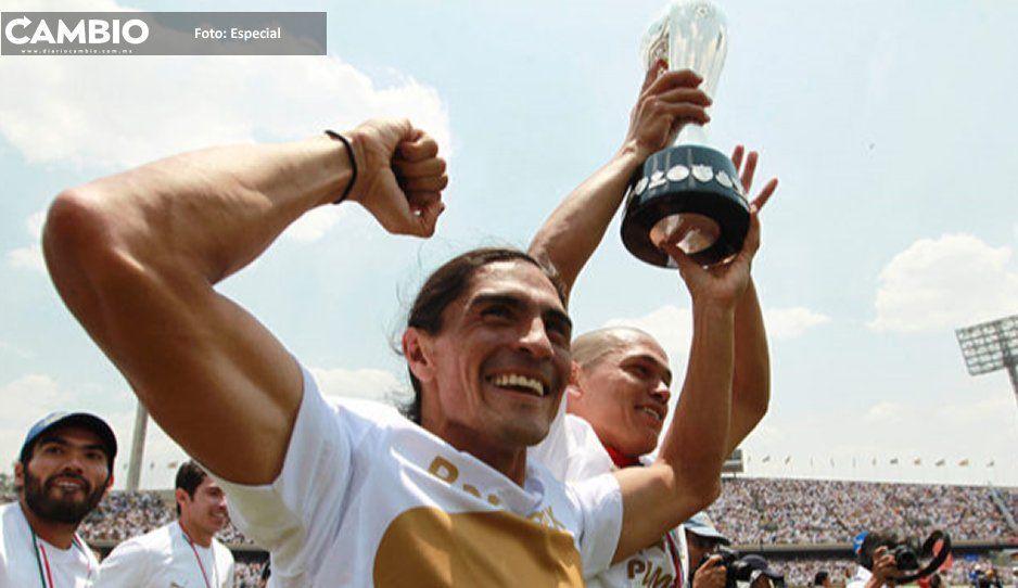 Monarcas le despierta recuerdos  de campeonato a Paco Palencia