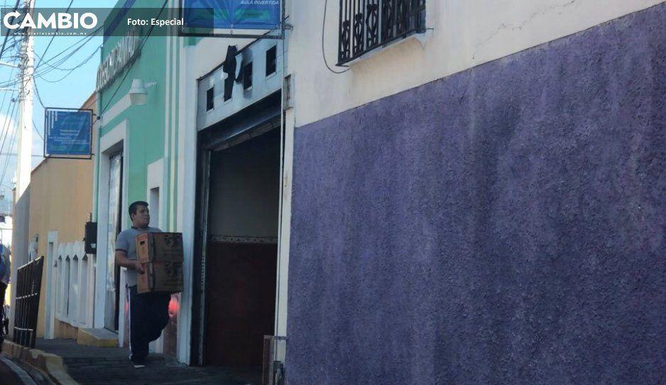 Persigue escándalo a 'Colegio Hispanidad':  metieron cervezas a instalaciones en 2018
