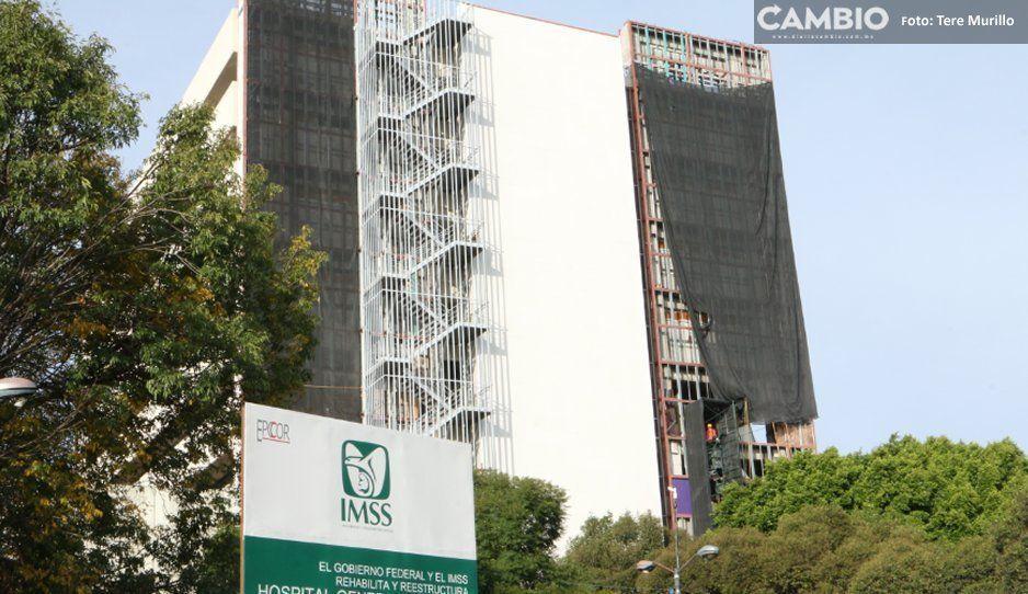 Hospital de San Alejandro será demolido en abril y tardará un año su reconstrucción