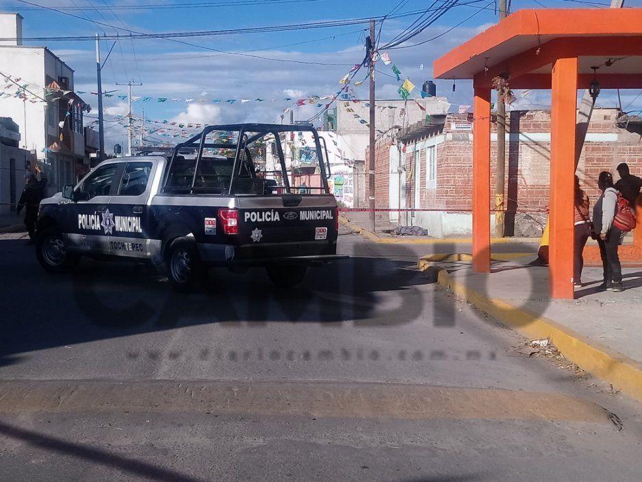 Comando armado ejecuta a joven en Tochtepec