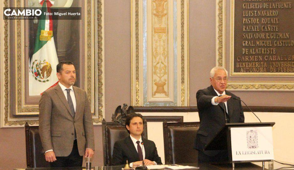 Alcaldes de Tehuacán, San Martín  y Atlixco trabajarán con Pacheco