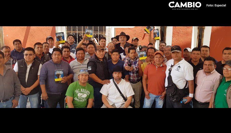 José Manuel Mireles visita Yehualtepec