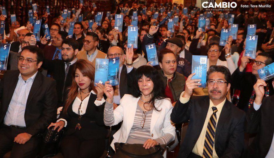 Postura de la BUAP ante órgano de control  se dará tras análisis jurídico: Alfonso Esparza