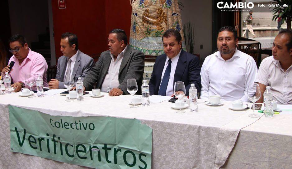 Colectivo de Verificentros pide al gobierno de Barbosa que les devuelvan concesiones de trabajo retiradas por RMV