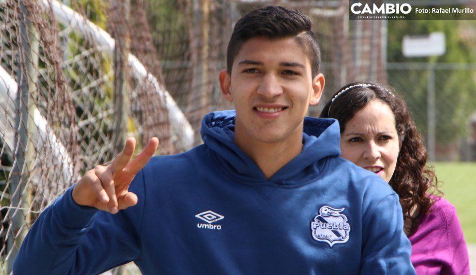 El Polaco Menéndez aplaude la llegada  de Ángel Zaldívar al Club Puebla