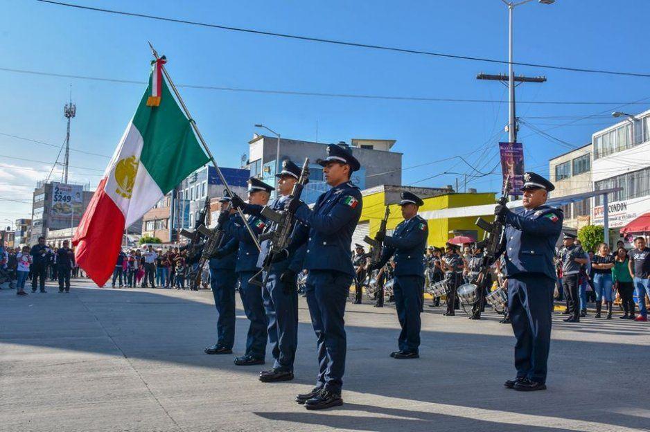Avanza 75 por ciento revisión de armas de SSP a Comisaría de Seguridad Pública y Tránsito Municipal de San Martín Texmelucan