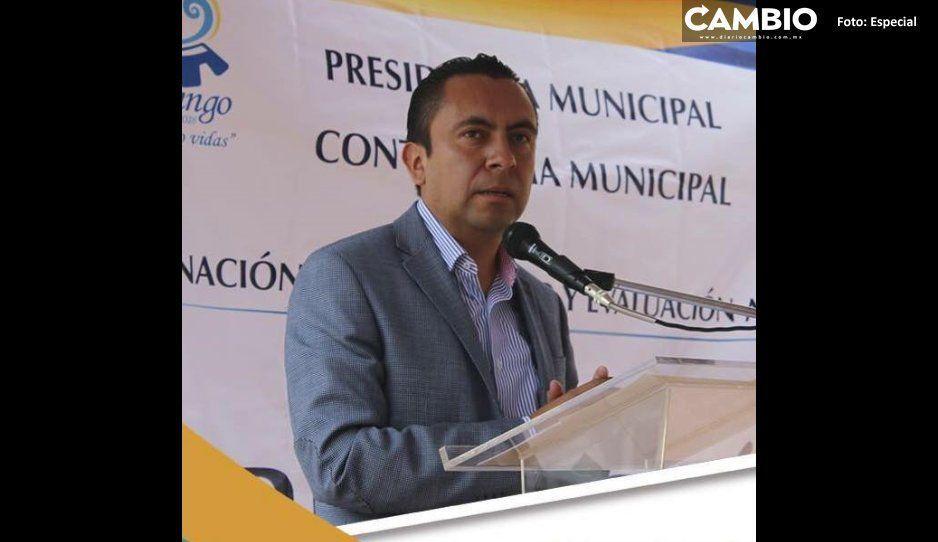 Ex alcalde Félix Casiano levanta  denuncia por amenazas en video