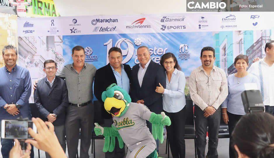 Ayuntamiento y empresa atlixquense anuncian  la XIX Mister Carrera Atlixco 440 Aniversario