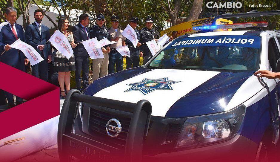 Alcaldesa Norma Layón empieza a difundir su Primer Informe de Gobierno en Texmelucan