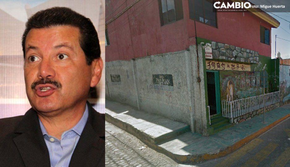 Mientras Arriaga se hace bolas con el viaje a Cuba, asaltan veterinaria en pleno centro de San Pedro