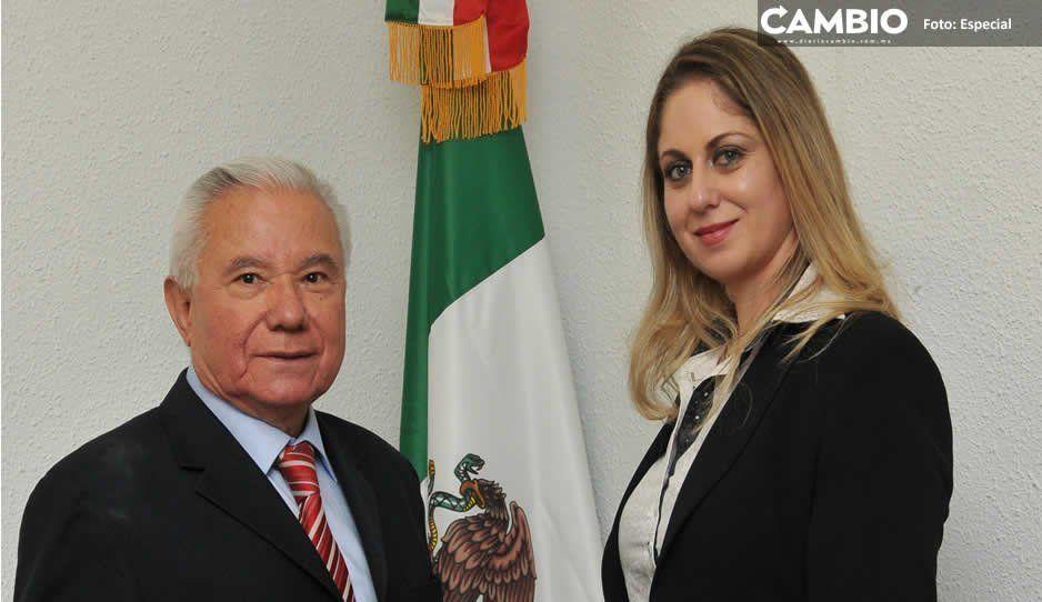 Corren a Allende de la delegación de la Segob, por ser esposa de Karam