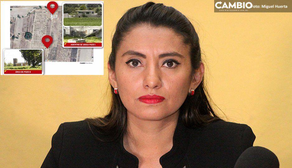 Edil de Huejotzingo evade cuestionamientos sobre fosas clandestinas: Eso le corresponde a la Fiscalía