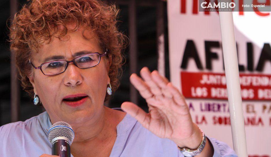 Round 1: Bertha Luján y Yeidckol chocan  en la guerra por la presidencia de Morena