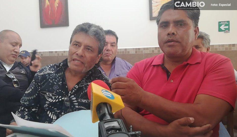 Regidor de Tehuacán se autoenvió corona fúnebre, confiesa taxista