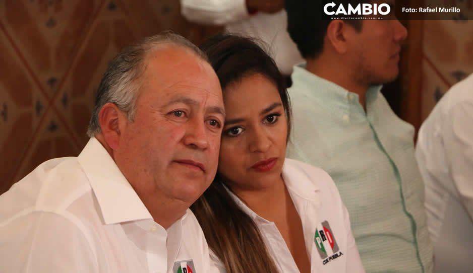 Lorenzo Rivera no pudo ni recaudar cuotas durante su paso por la dirigencia del PRI