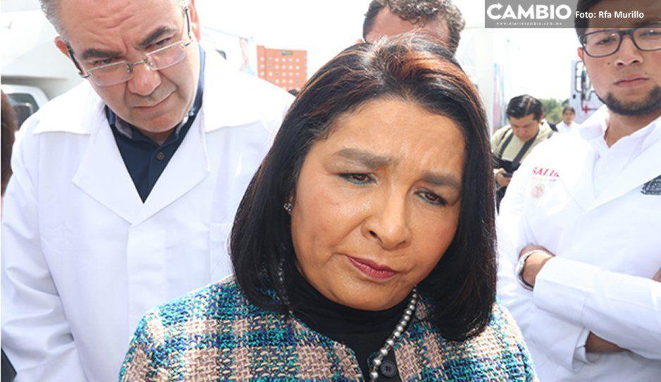 Secretaría de Salud heredará a Barbosa siete proyectos; entre ellos un centro médico en Huejotzingo