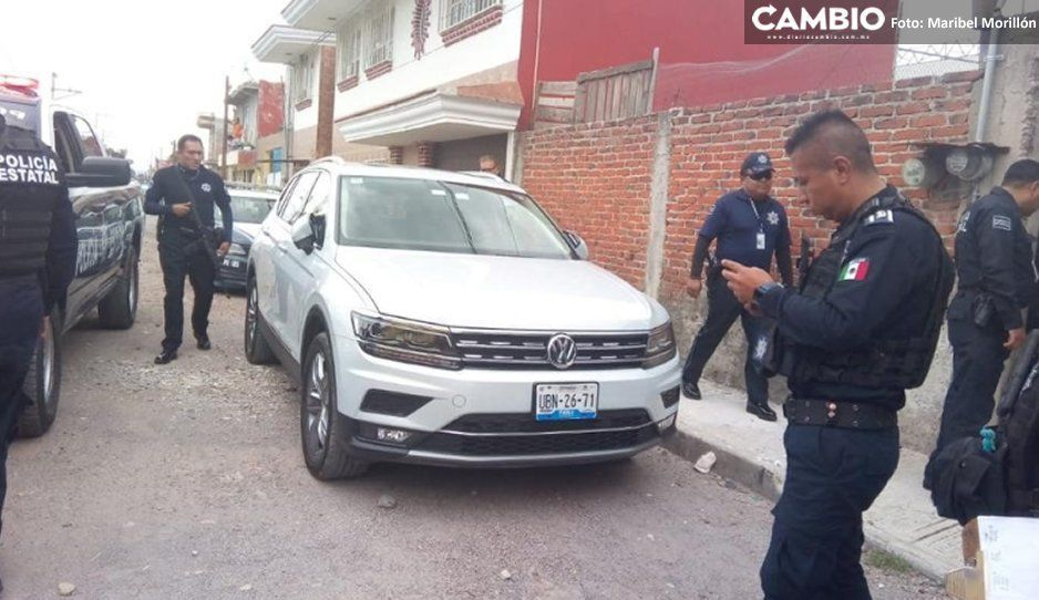 A punta de pistola roban camioneta  y a balazos eluden ser detenidos