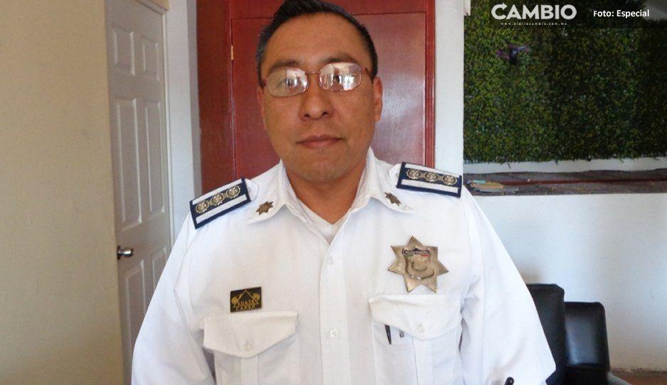 Director de Seguridad de Izúcar afirma que municipio está en calma