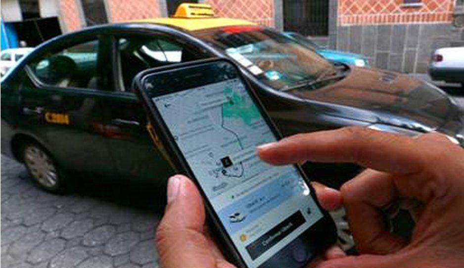Conductor de Uber balea a taxista durante riña en la CAPU