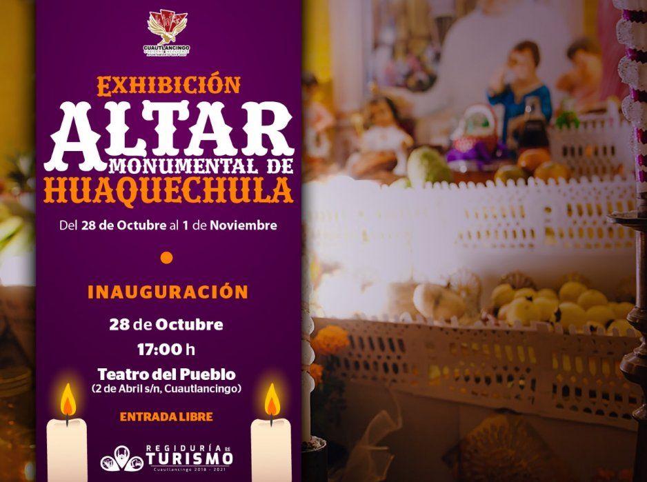 Lupita Daniel invita al festival Misticismo, Tradición y Cultura Cuautlancingo 2019