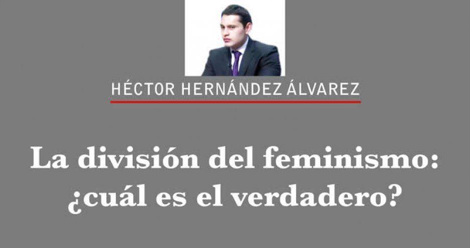 La división del feminismo: ¿cuál es el verdadero?