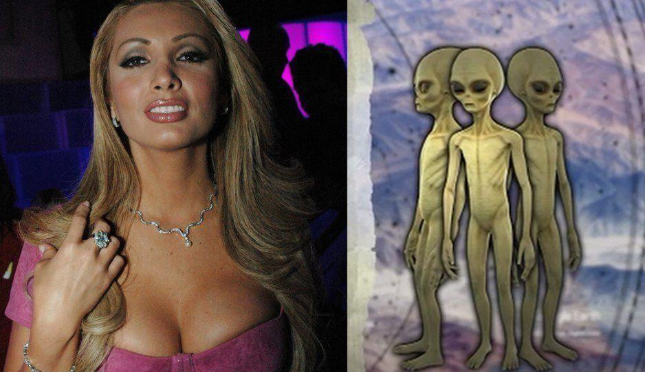 Otra de Paty Navidad, ahora culpa a extraterrestres por los males en el mundo