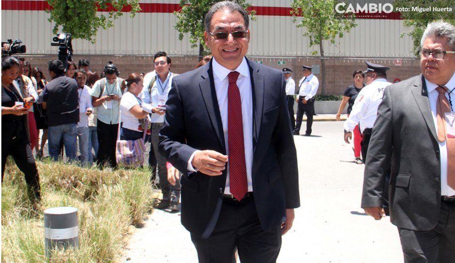 Melitón advierte que no habrá corrupción en la SEP, adelanta revisar plaza de Huerta