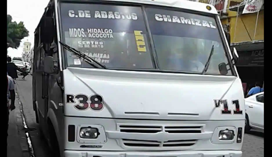 Niños ratitas atracan con navajas Ruta 38 en Los Remedios